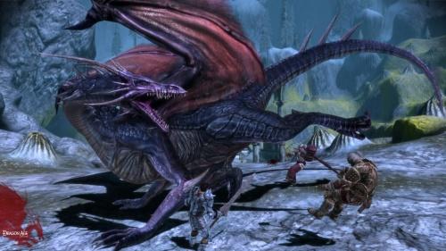 Dragon Age Origins screenshot