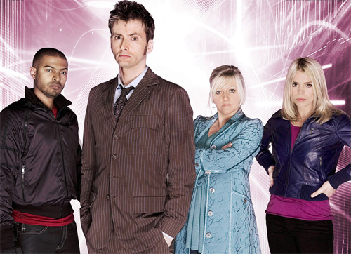 Doctor Who Season 4 Review