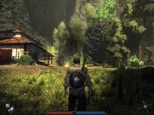 Risen Review - excellent 2009 RPG game