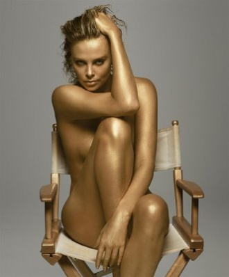 Charlize Theron sexy model picture Nude Photography is an Art..