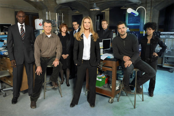 Fringe Season 2 Review