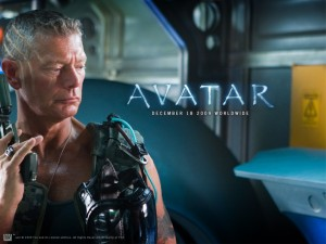 Avatar Wallpaper Stephen Lang 1024x768