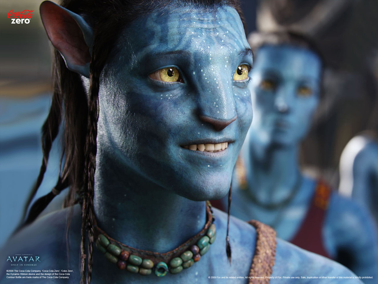 Avatar Wallpaper Sam