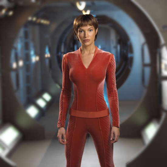 Jolene Blalock Star Trek Babe