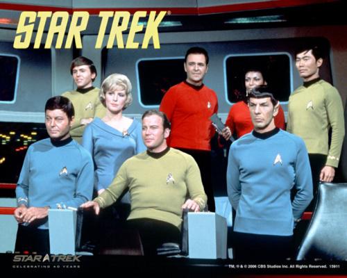 Star Trek The Original Series - Cancelled tv shows