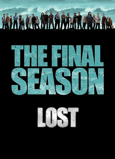 Lost Season 6 DVD Cover