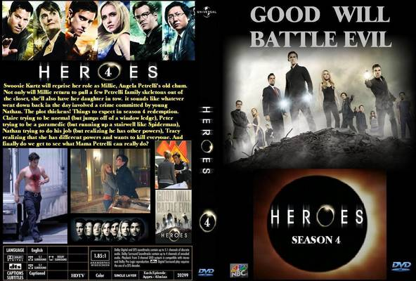 heroes volume  6 spoilers
