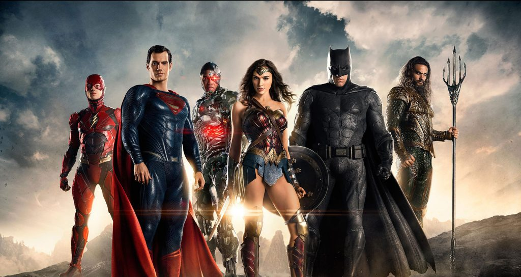 Justice League Review Round-Up