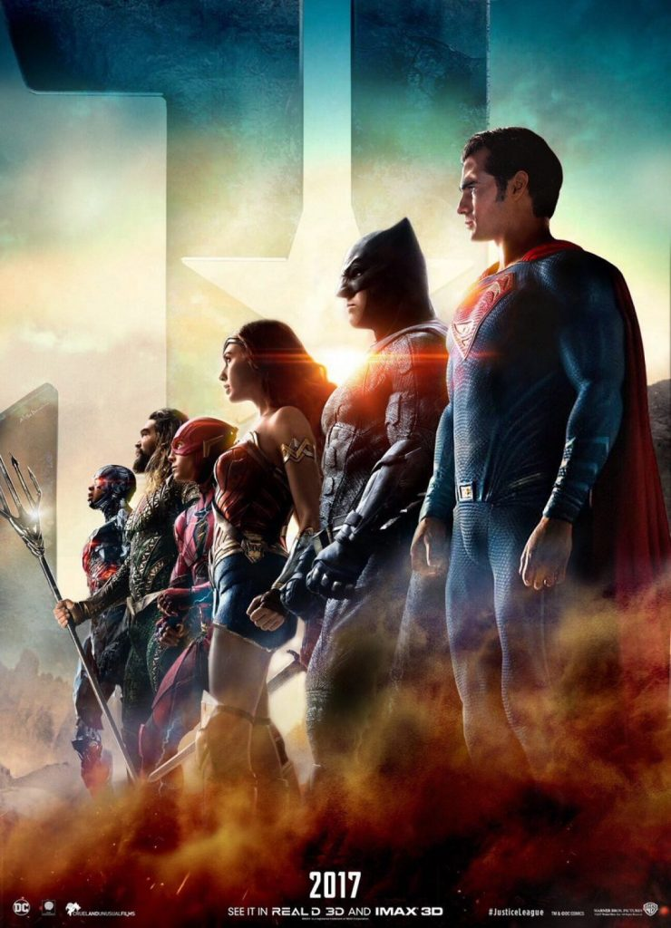 Justice League Trailer & TV Spot Round-Up
