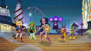 D.C. Super Hero Girls