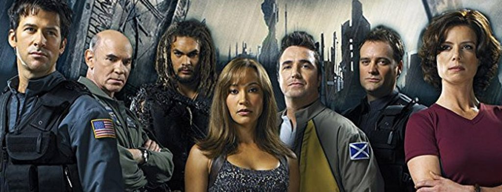 All Stargate Series Leaving Amazon - Moving to Hulu