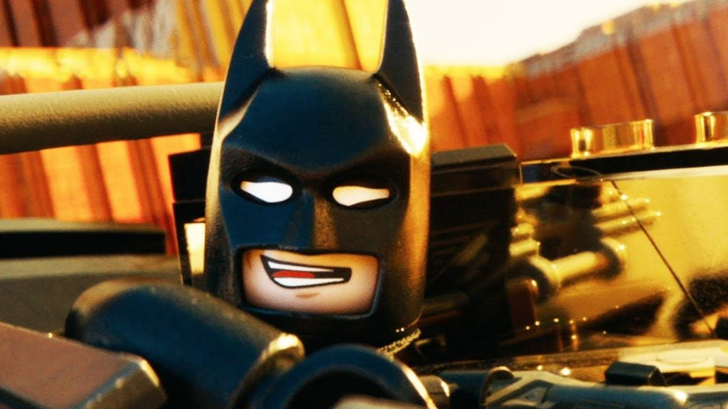 Making Of: Lego Batman