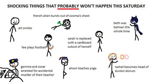 shocking things