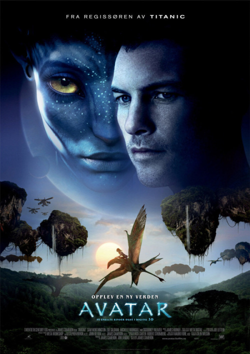Avatar Poster Norway