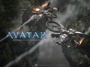 Avatar Wallpaper Flight 1024x768