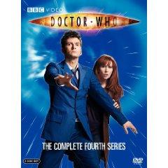 Doctor Who Season 4 DVD - US