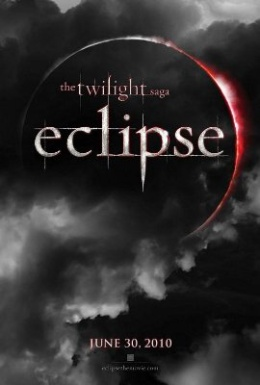 Eclipse Movie Poster - Clipse Reselase date: June 30, 2010