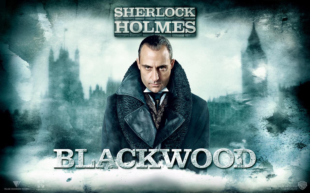 Sherlock Holmes Wallpaper Blackwood