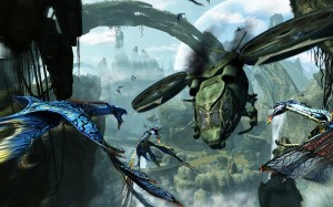 Avatar Sci Fi Movie Wallpaper 1728x1080