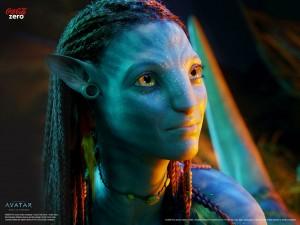 Avatar Wallpaper Zoe Saldana 1280x960