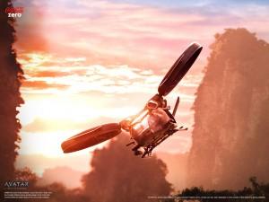 Avatar Wallpaper Pandora dawn 1280x960
