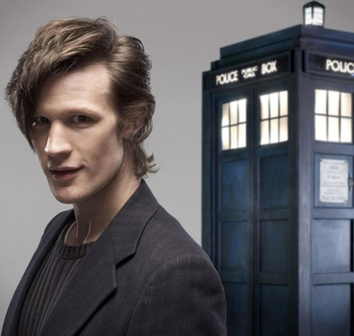 Matt Smith - Eleventh Doctor - Doctor Who Series 5