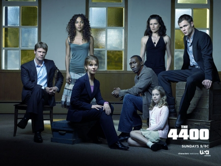 4400 - Cancelled tv shows
