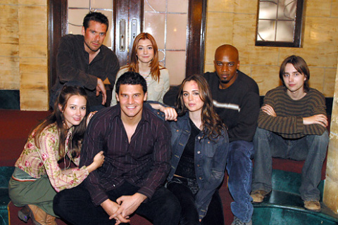 Angel - Cancelled tv shows