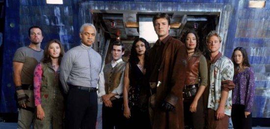 Firefly - Cancelled tv shows