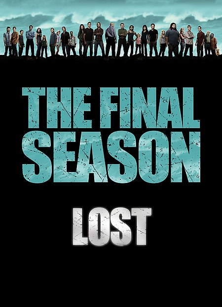 Lost Season 6 DVD Cover