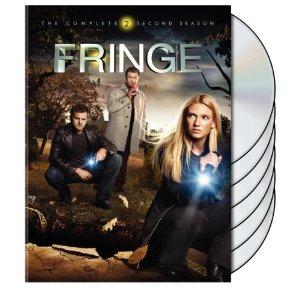 Fringe Season 2 DVD