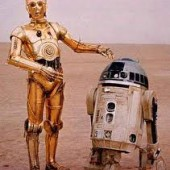 C3PO and R2D2
